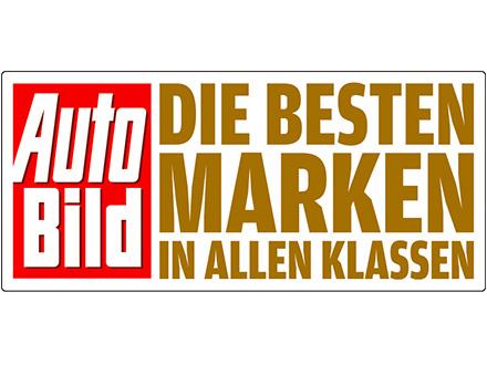 Logo AutoBild Best Brand