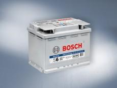 Batería Bosch: Modelo Start/Stop