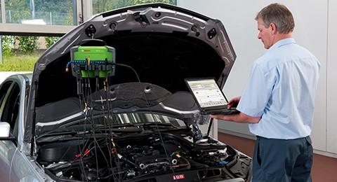 Servicio de reparación y mantenimiento de los sistemas Start/Stop